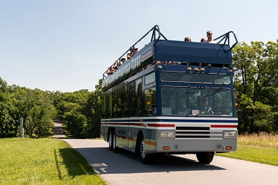 Fall Equinox Double Decker Bus Tour